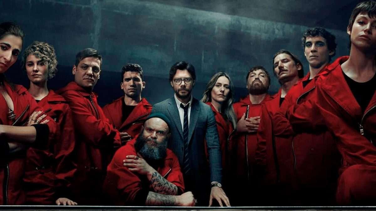Terceira temporada de La Casa de Papel atinge recordes de audiência da Netflix ao redor do mundo 1