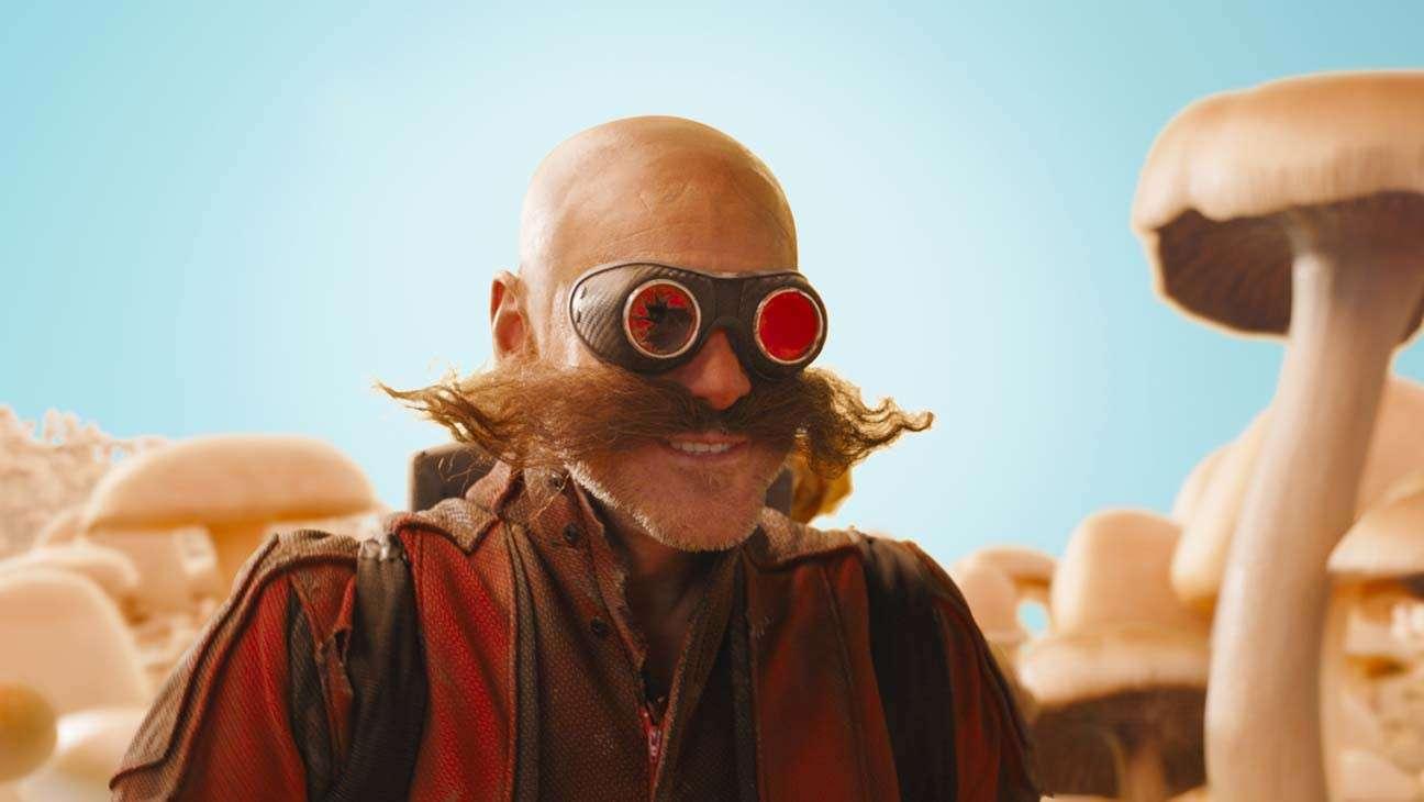 """Jim Carrey sobre o live-action do Sonic: """"Já gravei minha parte"""" 3"""