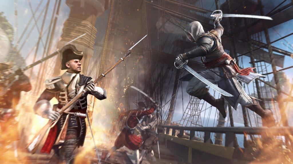 Assassin's Creed: Black Flag foi um dos grandes lançamentos em 2013.