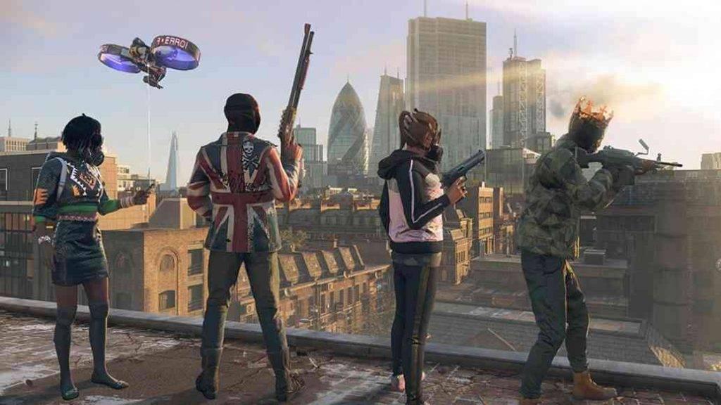 """A Ubisoft não compartilhou muitos detalhes sobre o multiplayer de Watch Dogs Legion, mas descreveu a experiência singleplayer como um """"salto"""" para o multiplayer."""