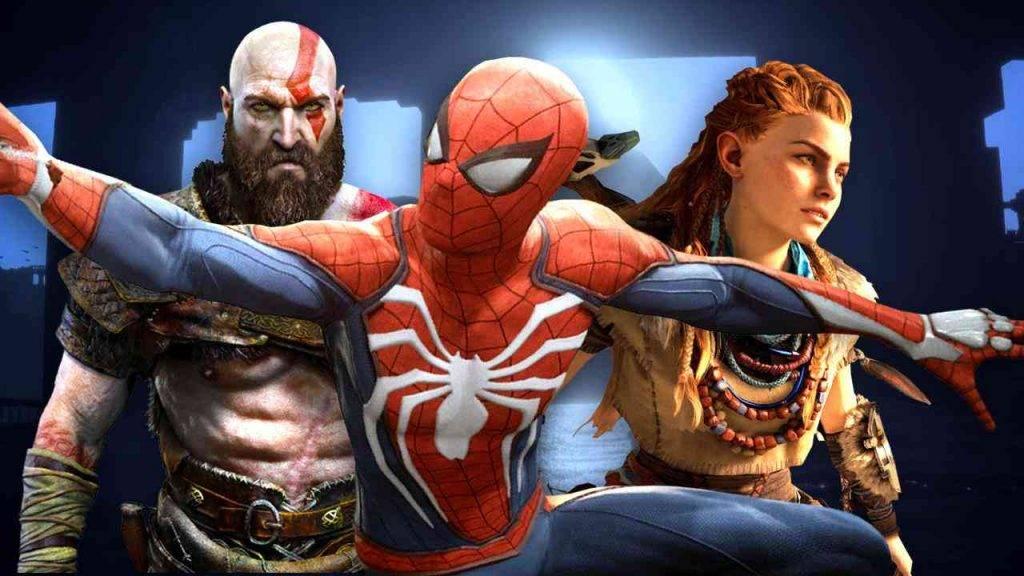 Alguns exclusivos de PlayStation 4