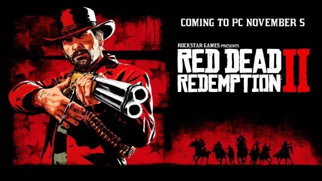 Red Dead Redemption 2 vai chegar ao mercado no próximo mês a 5 de Novembro e a partir do próximo dia 9 de Outubro vai abrir a pre reserva do game.