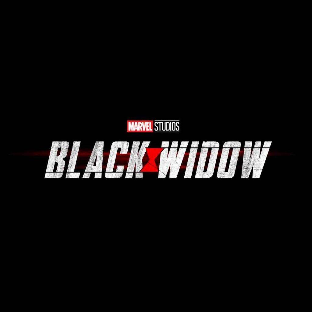 Logotipo do filme Viúva Negra