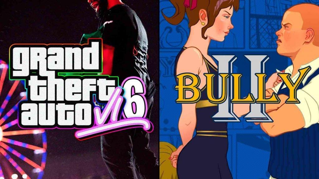 Fãs esperam que a Rockstar Games revele GTA 6 ou Bully 2.
