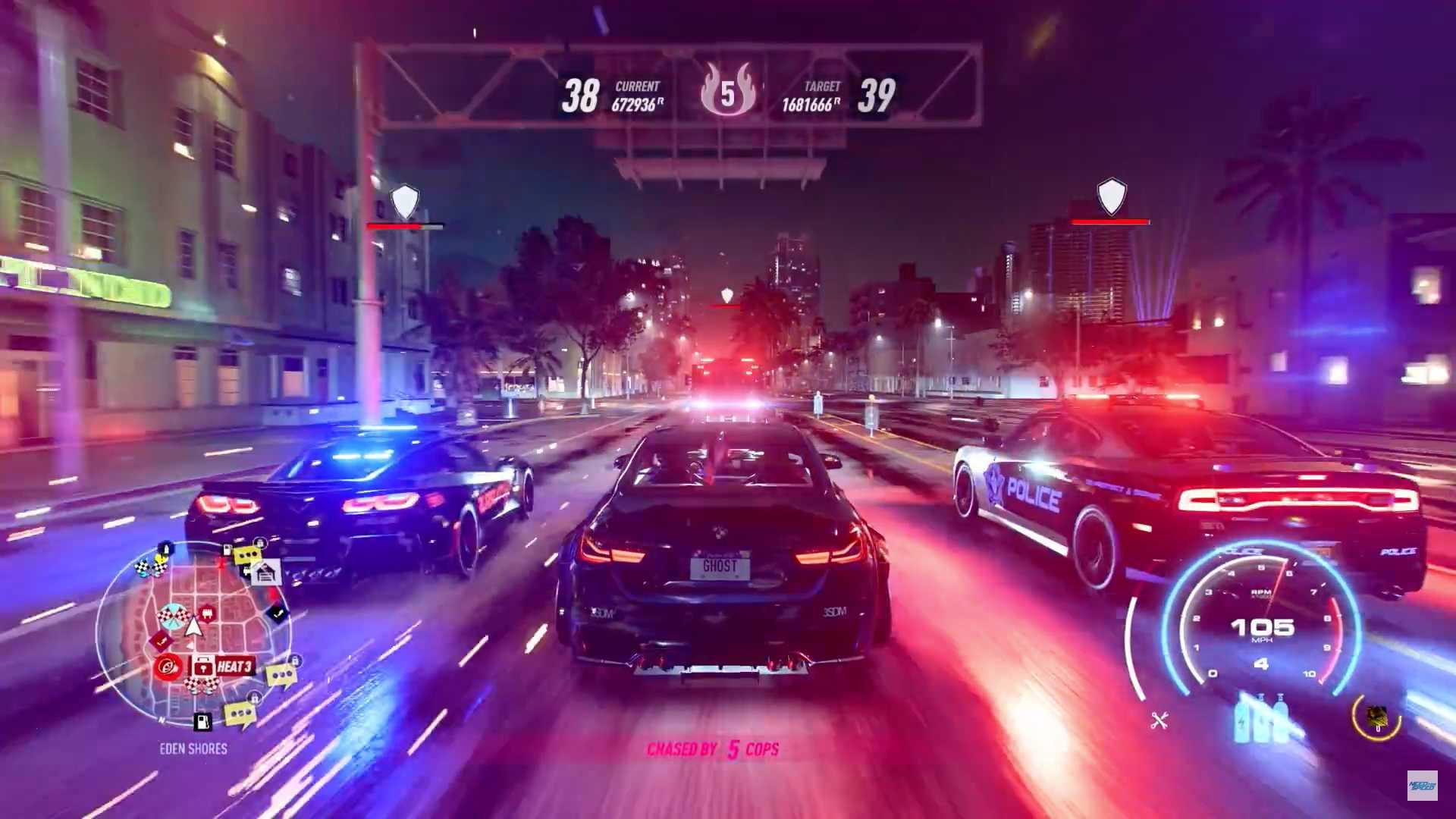 Need For Speed Heat está quase a chegar as lojas e com isso a produtora divulgou o seu último trailer antes do lançamento a 8 de Novembro de 2019.
