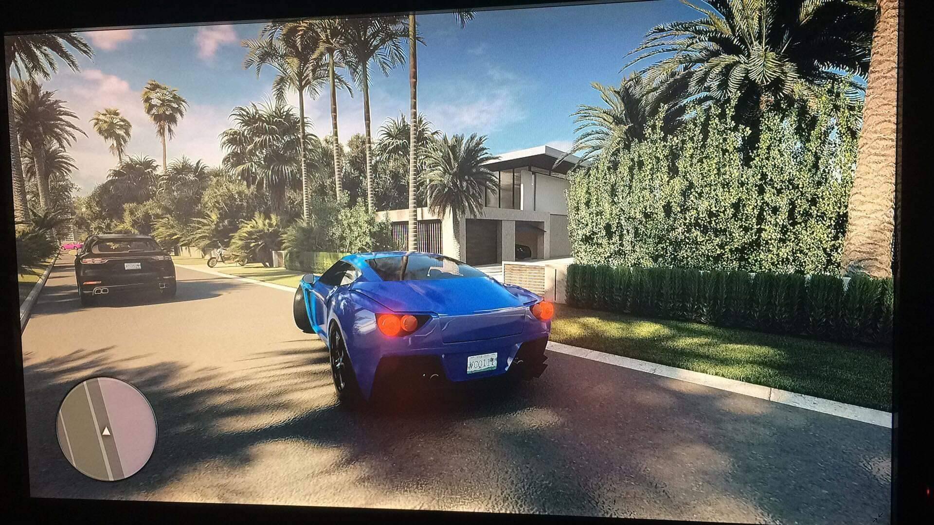Uma nova suposta screenshot de Grand Theft Auto VI (GTA 6) está novamente a circular na internet, a imagem é muito semelhante com a última que vazou.