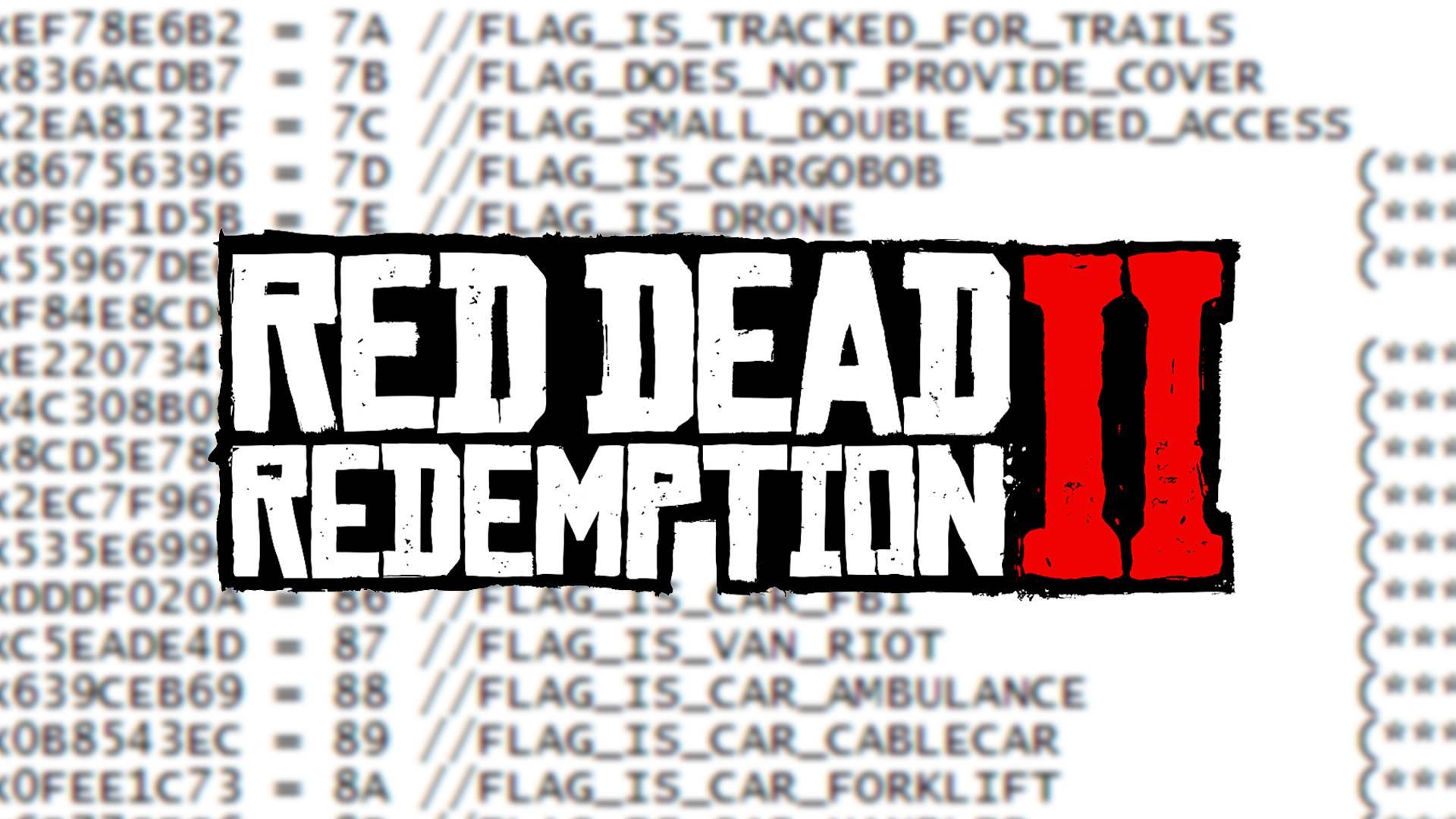 A lista de carros encontrada em Red Dead Redemption 2 não se encontra presente em GTA 5 o que fez a comunidade suspeitar que seriam de um possivel GTA 6.