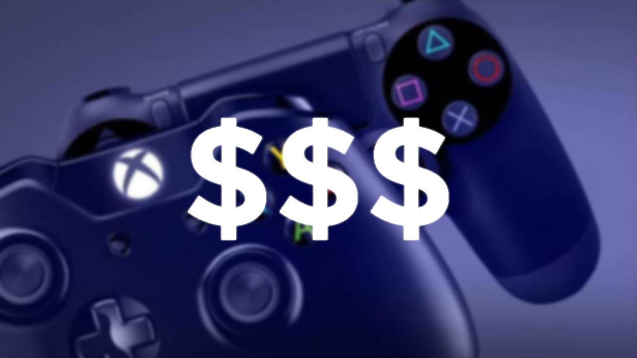 lucro nos games aumenta