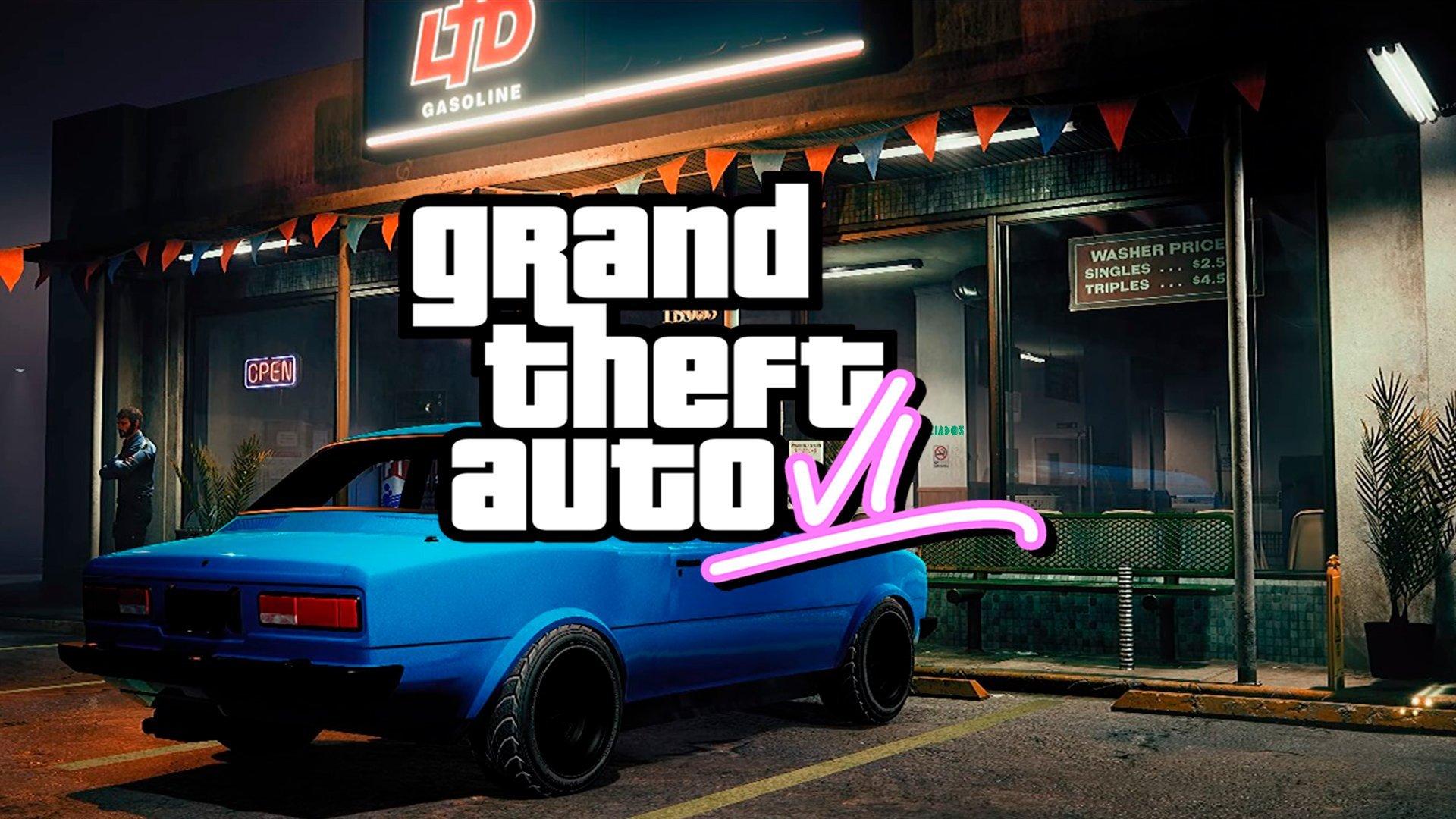 """Por meses circulam rumores sobre o próximo projeto da Rockstar Games, supostos """"vazamentos"""" confirmam Grand Theft Auto 6 para breve."""