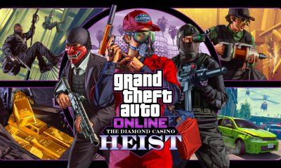 GTA Online Golpes no Cassino