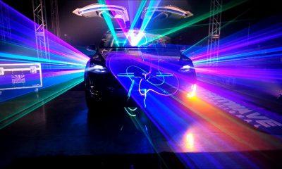 tesla laser