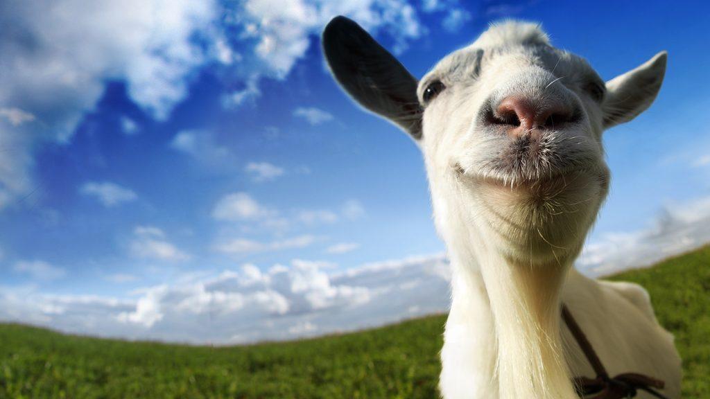 Goat Simulator é um dos jogos da PS Plus de Janeiro de 2020