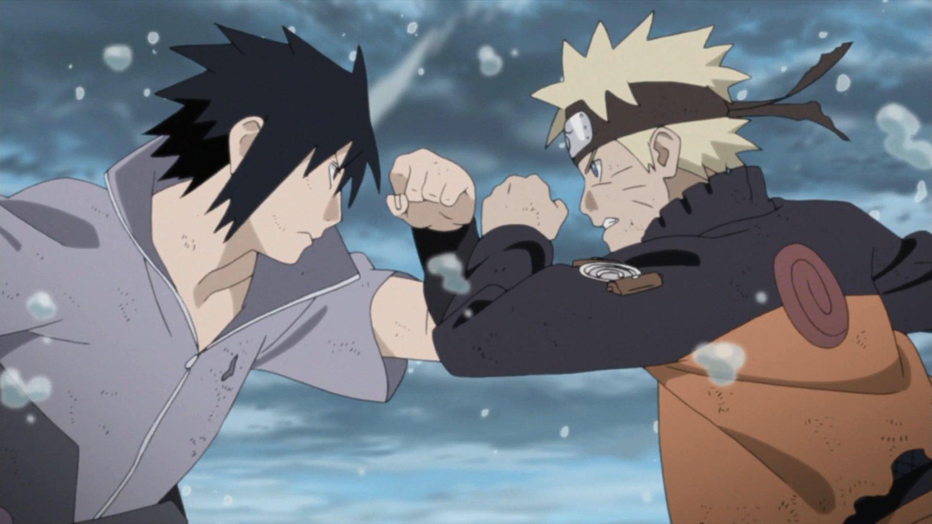 O sonho de Naruto de se tornar o Hokage, atrai uma quantidade grande de potenciais rivais que produzem das melhores batalhas do anime.