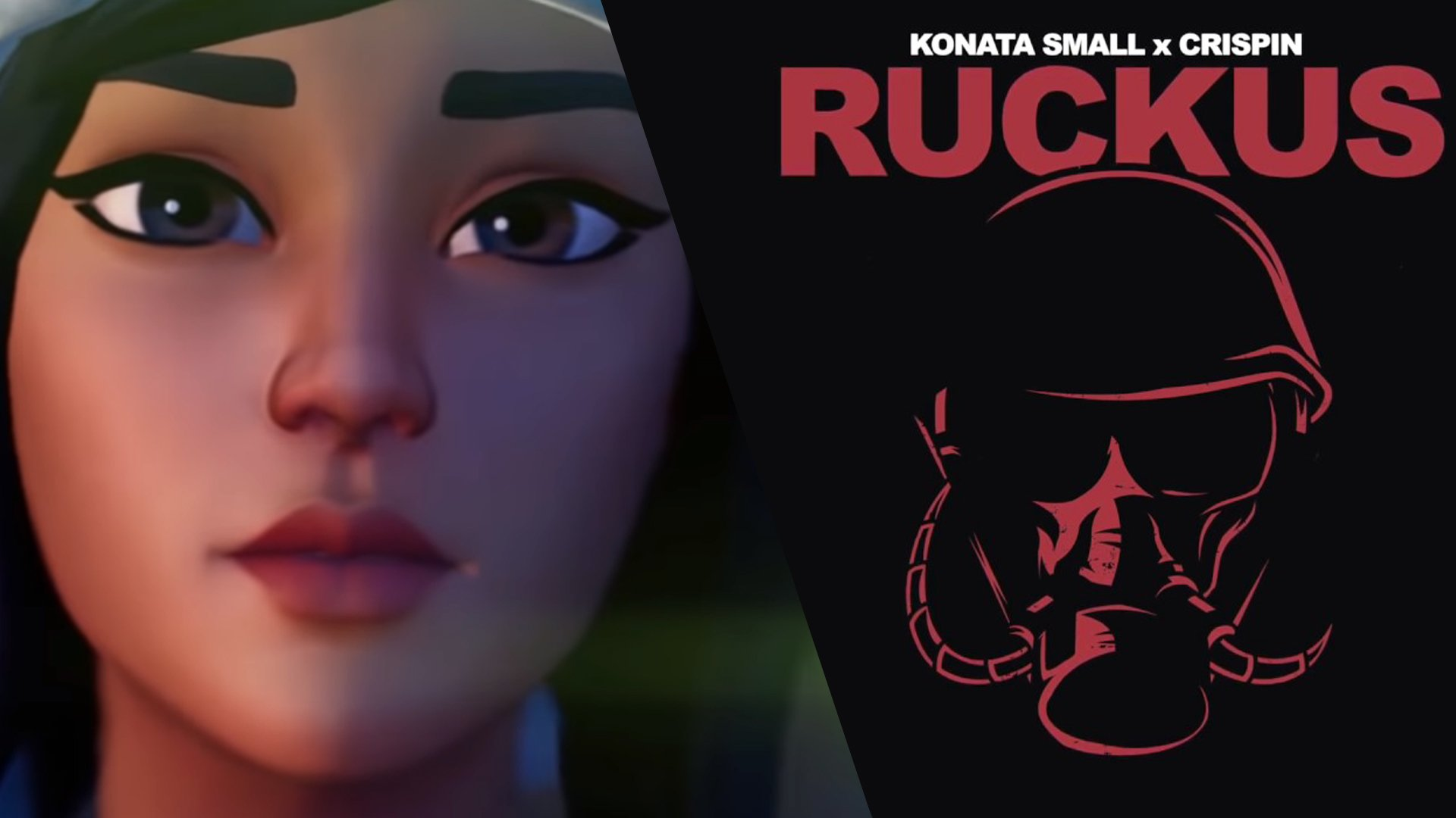fortnite konata small ruckus music video