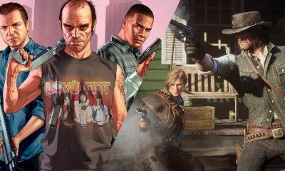 GTA 5 chega ao Xbox Game Pass e pode trazer série Red Dead 1