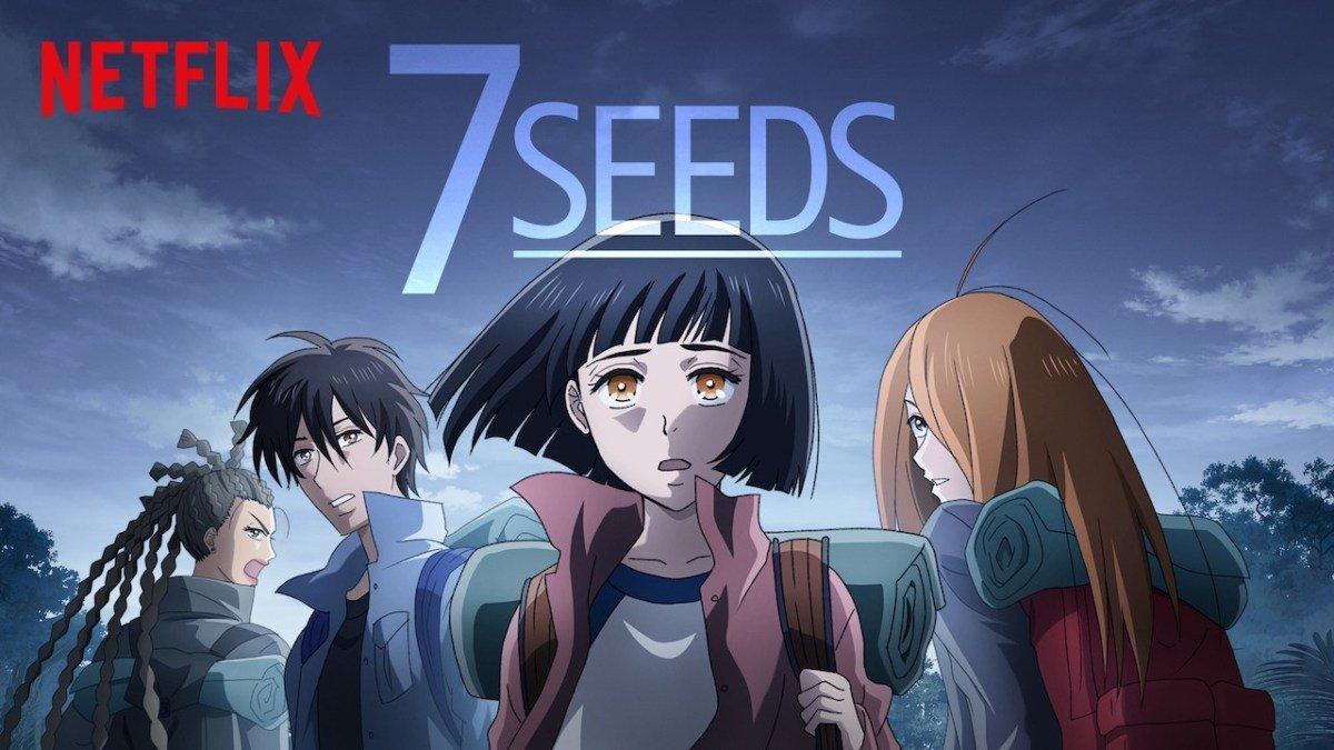 O site oficial da adaptação para anime de 7SEEDS que e transmitido pela Netflix, anúnciou sua segunda temporada que estreiá agora em março.