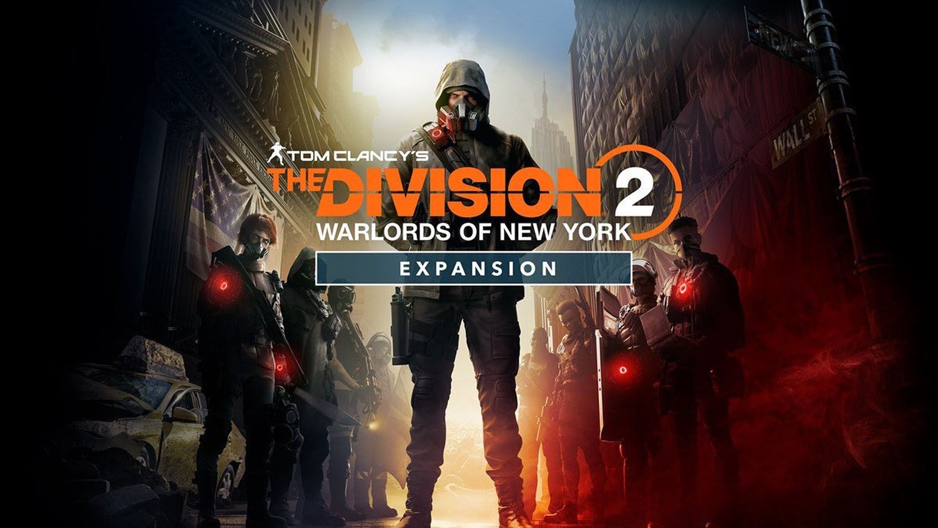 The Division 2 Ano 2 Warlords de Nova York