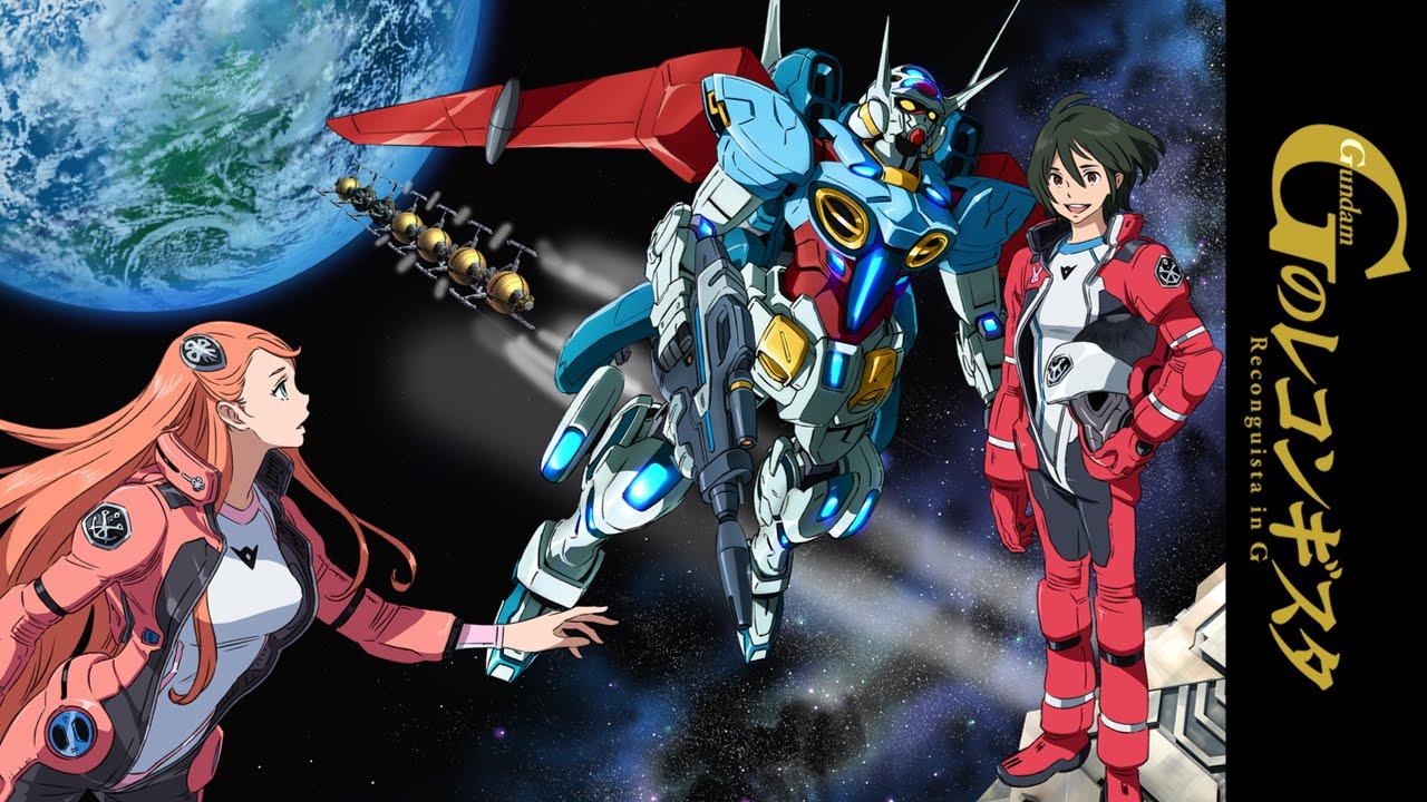 A Sunrise forneceu uma divugação do visual do segundo filme da saga de filmes Gundam: Reconguista in G, que será dividido em 5 partes.
