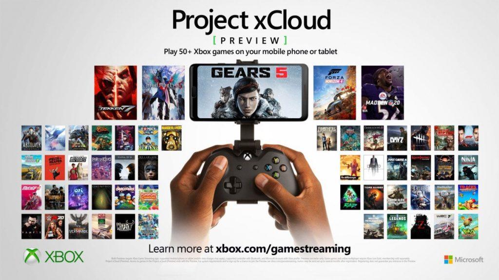 Com o Gamepass e o XCloud você vai poder jogar no celular jogos do Xbox pagando uma pequena mensalidade.