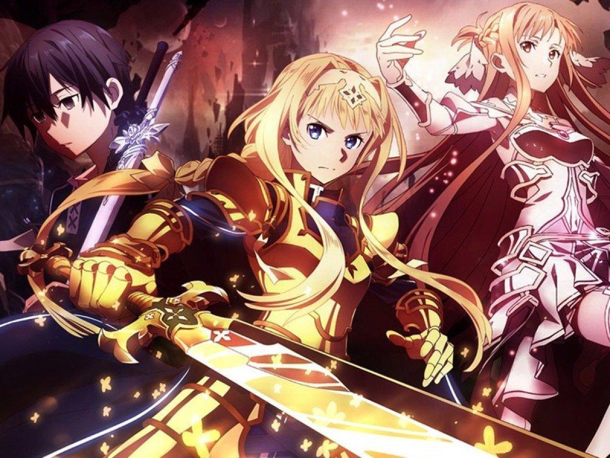 O site oficial de Sword Art Online: Alicization War of Underworld, divulgou um vídeo promocional da segunda parte do anime.
