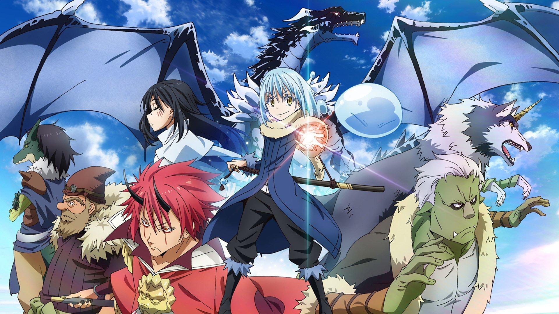 A Bandai Namco começou a exibir o 2° trailer da 2° temporada da adaptação para série anime da novel Tensei Shitara Slime Datta Ken neste domingo.