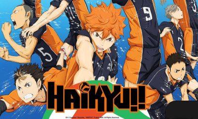 Foi divulgado no site oficial do anime Haikyuu!! To The Top, uma nova imagem promocional da segunda parte do anime que chega em julho.