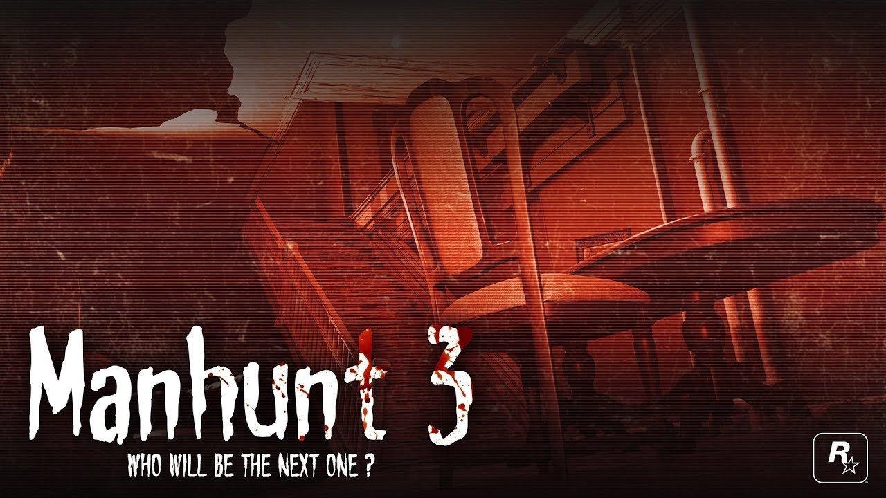 Recentemente descobrimos que diversos sites foram atualizados pela Rockstar Games, no entanto o domínio do Manhunt 3 também teve alterações.