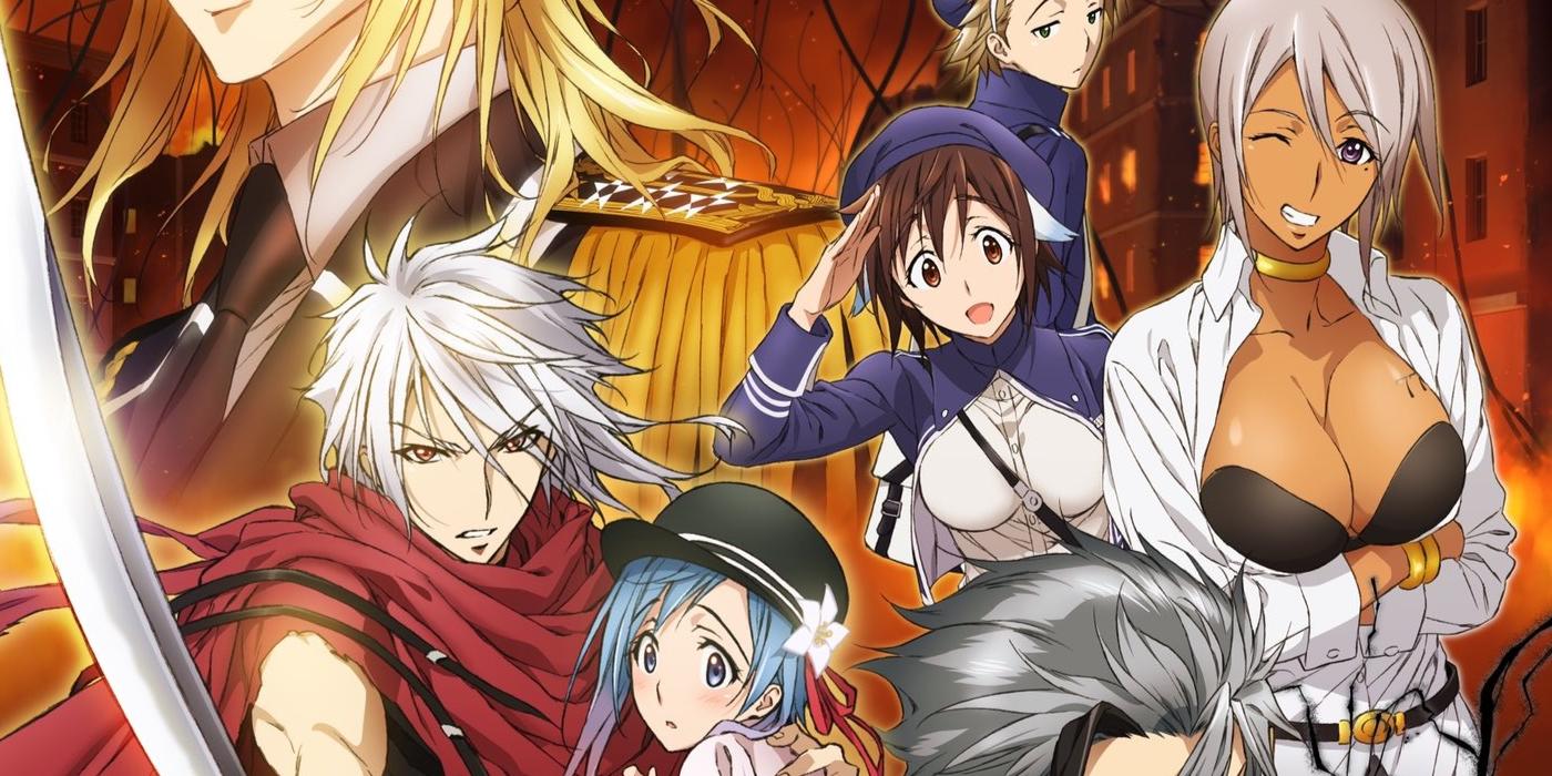O site oficial do anime de televisão do mangá Plunderer de Suu Minazuki postou o quinto vídeo promocional do anime nesta quarta-feira.