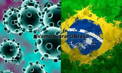 #VamosPararOBrasil | Influenciadores lançam campanha contra o Covid-19 5