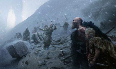 A editora Dark Horse anunciou God of War: Fallen God. História em quadrinhos que vai contar o eventos,entre God of War III, e o God of War de 2018.