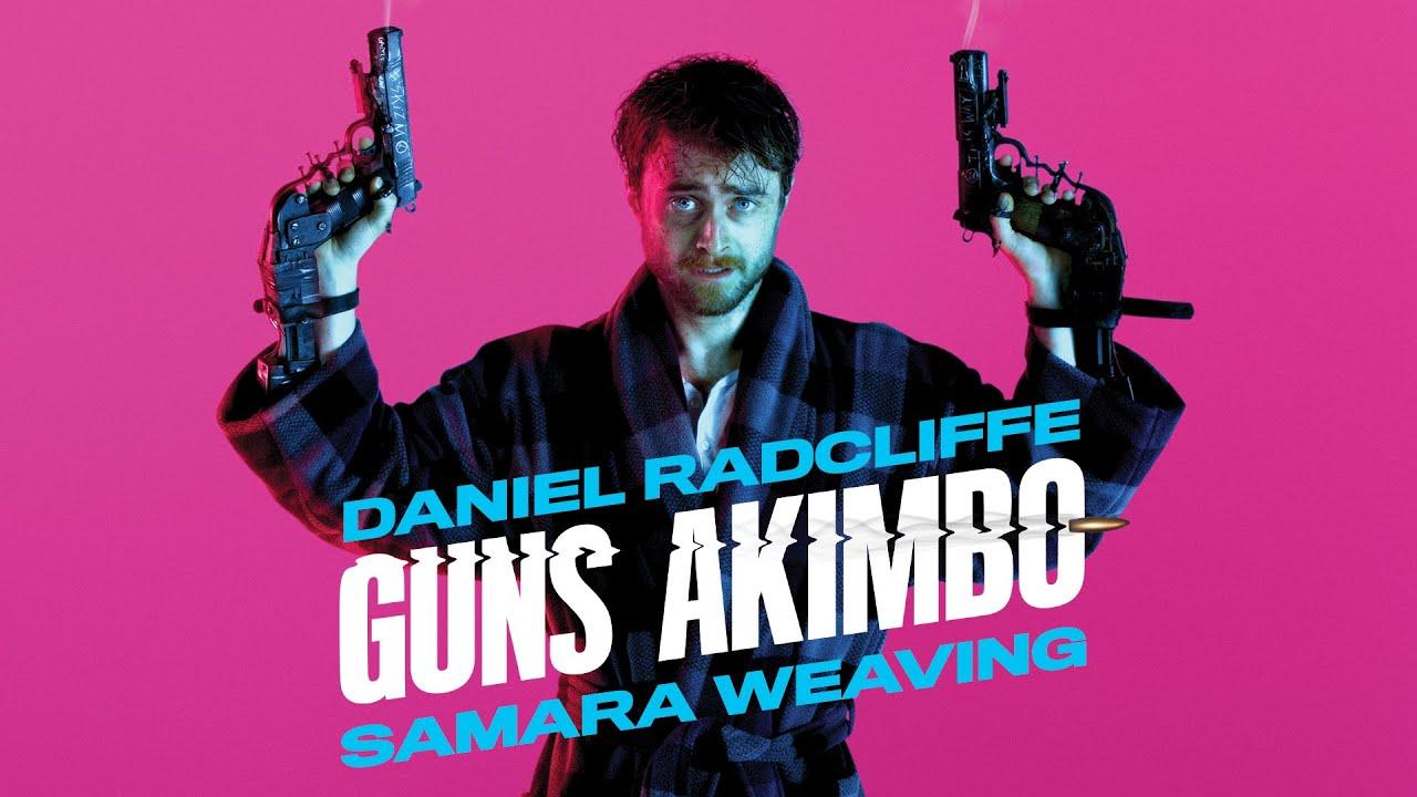Foi lançado o trailer em português do filme Guns Akimbo, comédia que irá estrear no Brasil agora em 2020, estrelada por Daniel Radcliffe(Harry Potter).