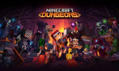 A Mojang e Microsoft anunciaram originalmente o lançamento de Minecraft Dungeons para abril, mas foi divulgado hoje que a estreia será adiada para maio.