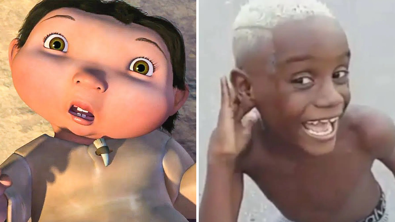 Como odiar o Bebê da Era do Gelo e o Nego Ney se tornou viral na internet? Tentamos explicar a origem dos memes.