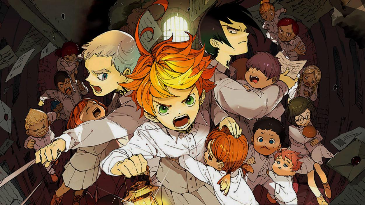 Foi anunciada uma pausa no lançamento do mangá de Yakusoku no Neverland. A publicação estará pulando uma edição da revista Weekly Shounen Jump.