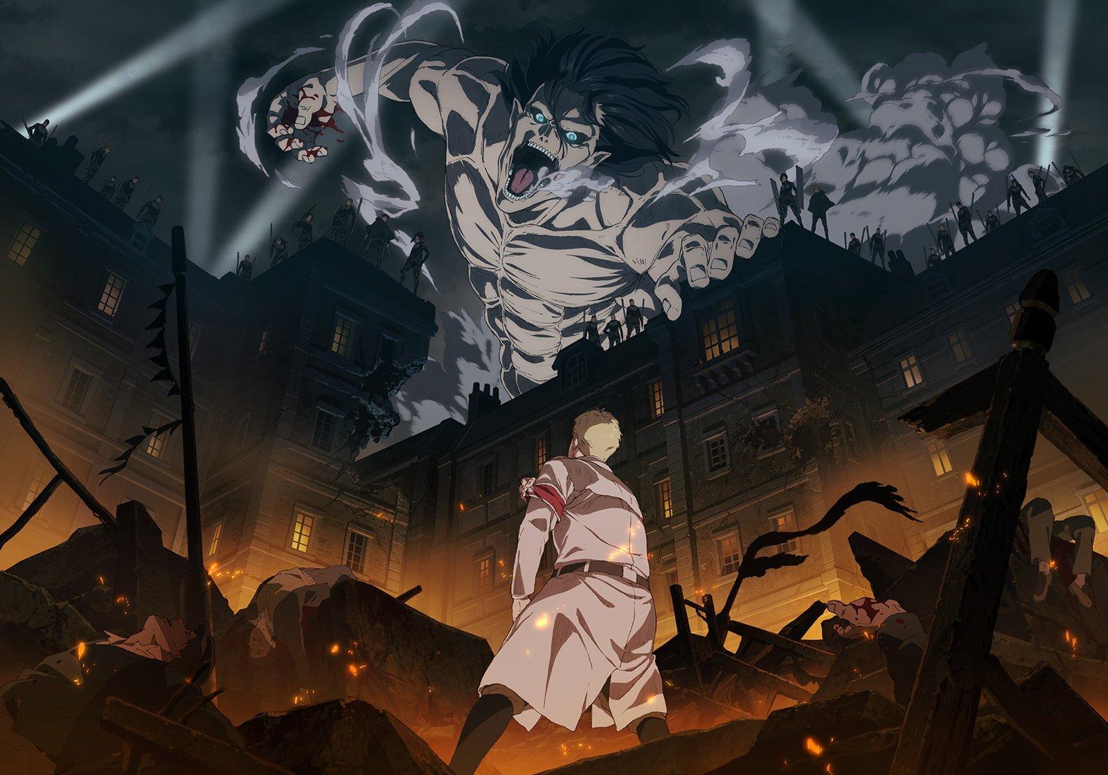 O canal da Pony Canyon no YouTube acaba de divulgar o trailer da última temporada de Attack On Titan ou Shingeki no Kyojin.