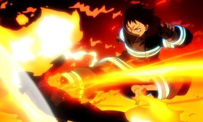 Foi revelada que a segunda temporada da adaptação para série anime do mangá Fire Force vai estreiar na TV japonesa em julho deste ano.