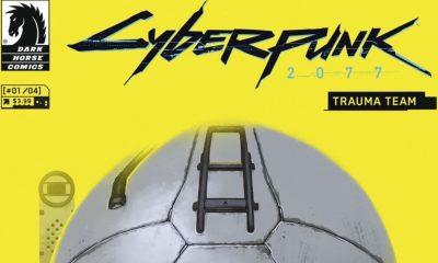 A Dark Horse Comics e a CD Projekt RED uniram-se para lançar uma seríe desenhada de Cyberpunk 2077 intitulada Cyberpunk 2077: Trauma Team.