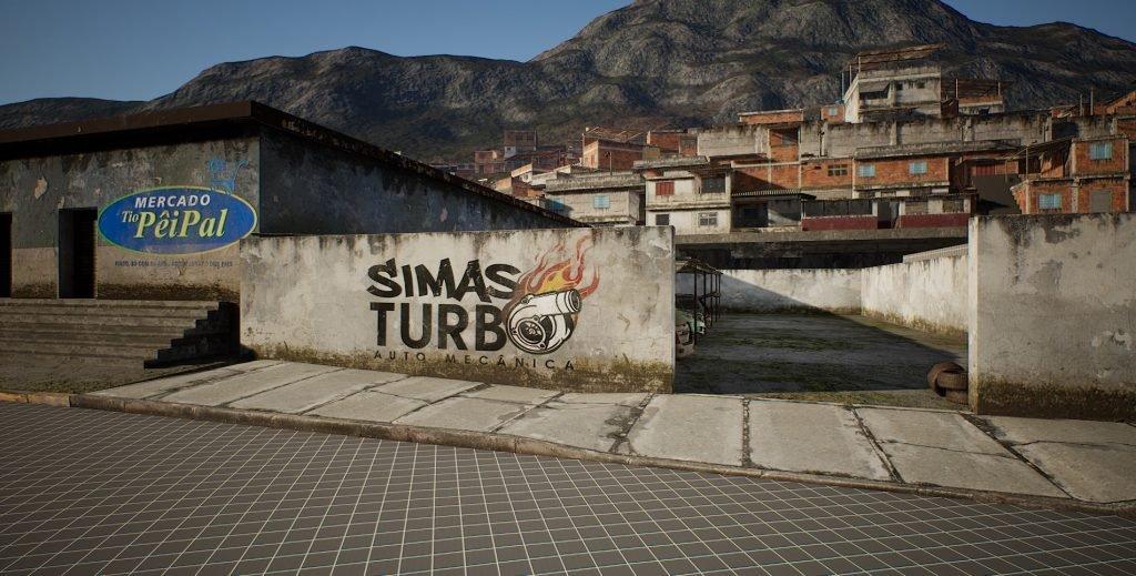 RIO Raised In Oblivion ainda conta com diversas referências a memes do Brasil.