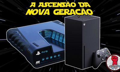 A Tecnologia do PlayStation 5 e Xbox Series X! - A Ascensão da Nova Geração, Ep. 1