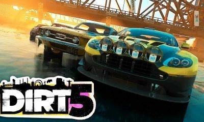 Sata de lançamento do Dirt 5 anunciada oficialmente em um novo trailer, mas os jogadores terão que esperar para jogá-lo nos novos consoles.