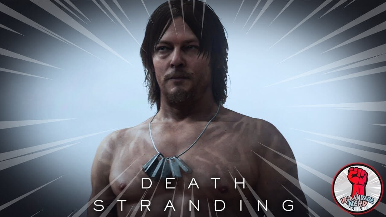 Death Stranding Ou Você Ama, Ou Você Odeia!