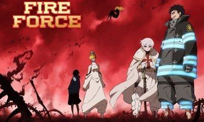 Foi revelado em publicidade que a 2ª temporada da adaptação para série anime do mangá Fire Force vai estrear nas TVs ainda em 2020.