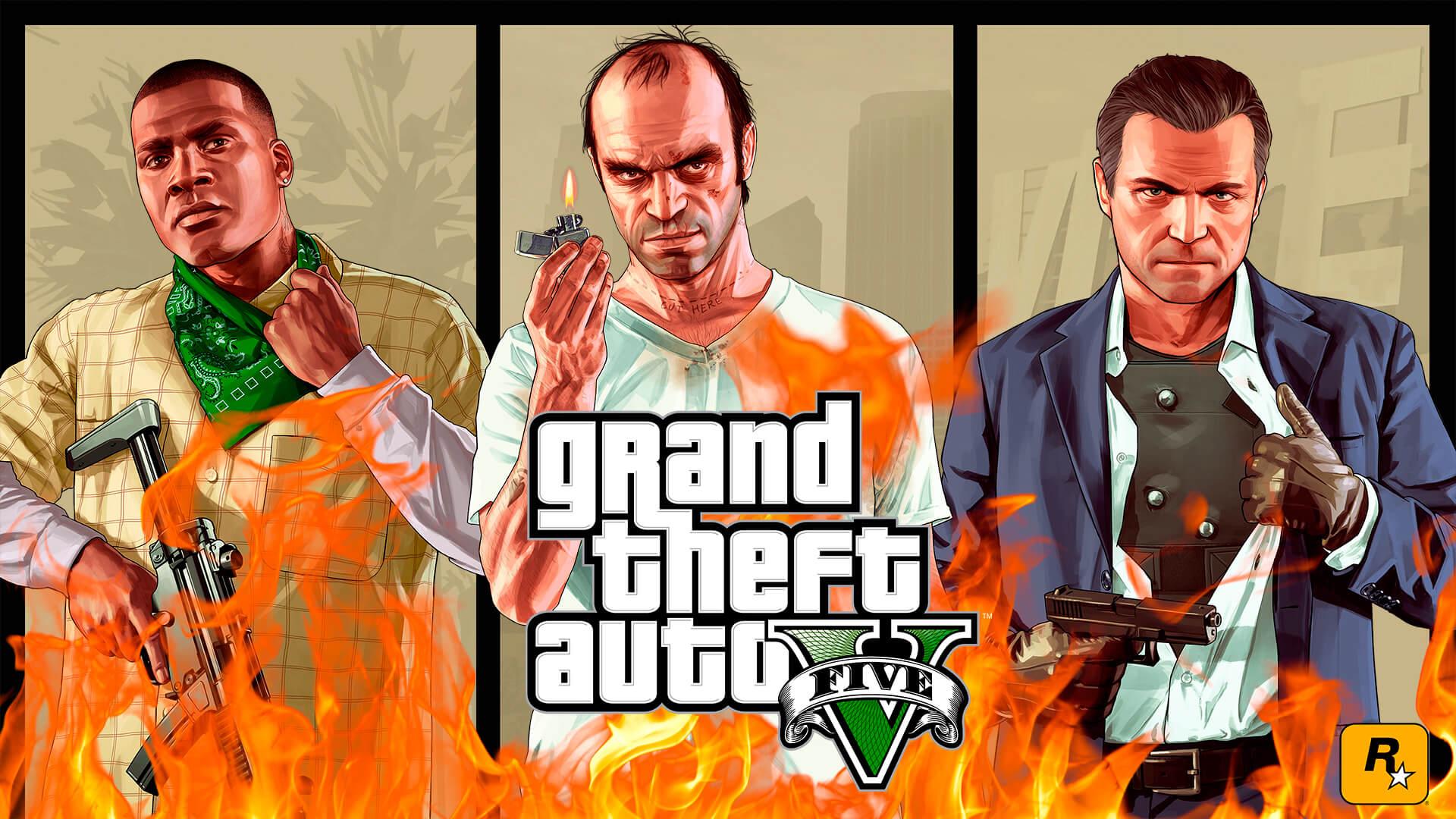 A Rockstar Games está debaixo de fogo com os fãs de Grand Theft Auto depois de saberem que o 1º game da produtora na nova geração é GTA 5.