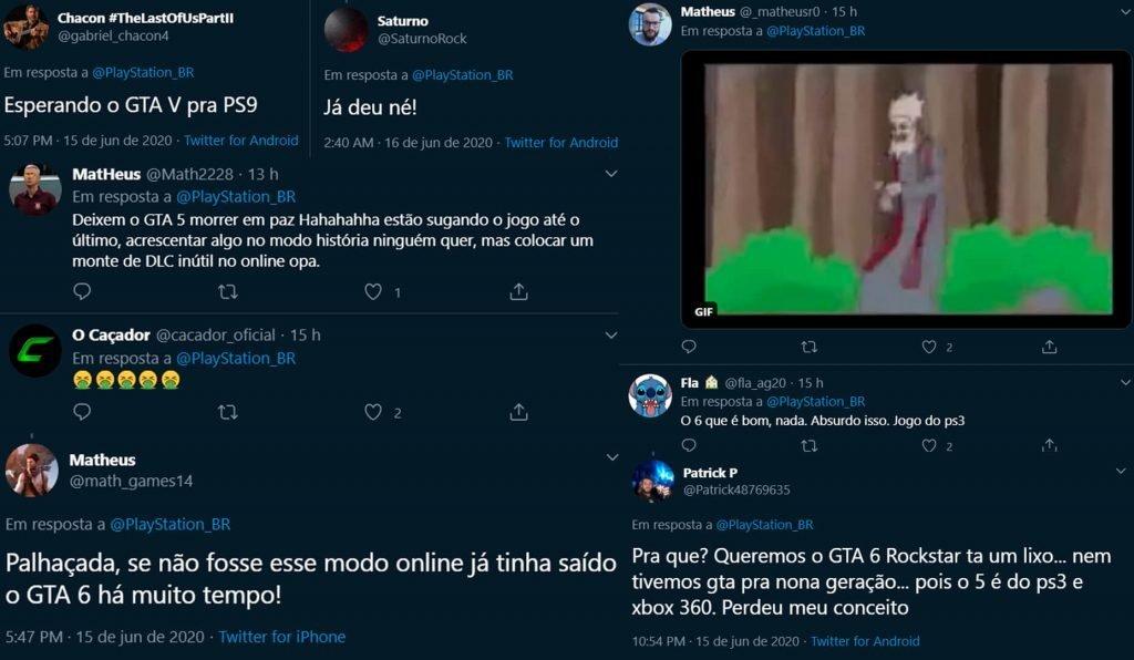 GTA 5 no PS5 | Trailer bate record de dislikes da Rockstar Games 1