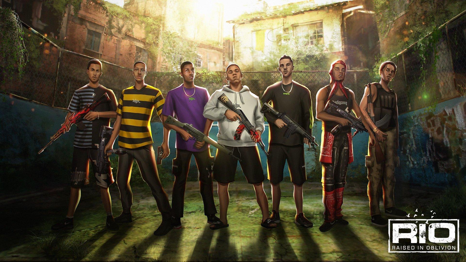 RIO Raised In Oblivion é um jogo de sobrevivência brasileiro criado pela First Phoenix Studio e está chamando a atenção pelos seus gráficos.