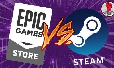 Steam vs. Epic Store: A Batalha das Lojas de Games!