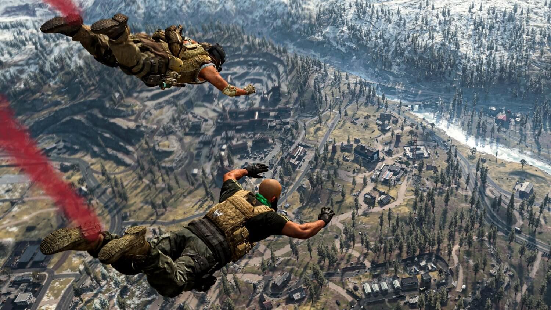 A princípio uma falha no Call of Duty: Warzone está fazendo com que os jogadores fiquem completamente presos, e parece acionar quando eles caem em determinados lugares.