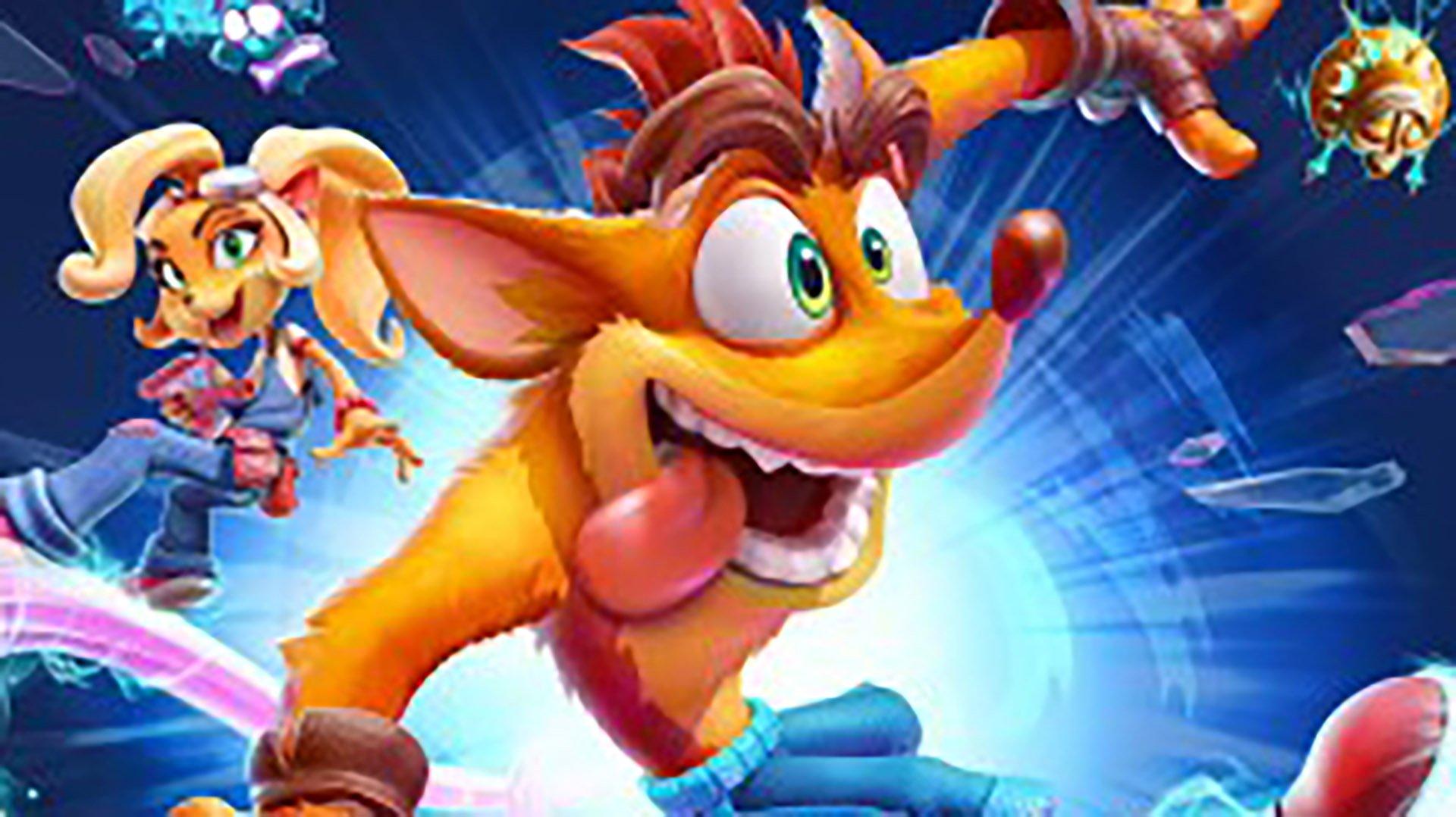 Crash Bandicoot 4   Jogo é vazado e capa aparece na internet 1