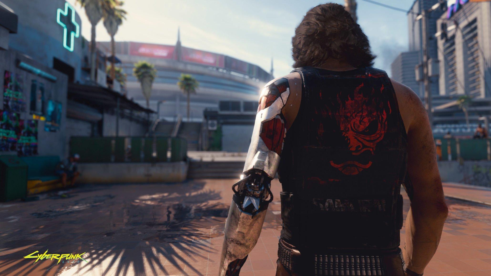 O sistema corpo a corpo do Cyberpunk 2077 foi bastante aprimorado desde a E3; Design de níveis é muito melhor que o Witcher 3!
