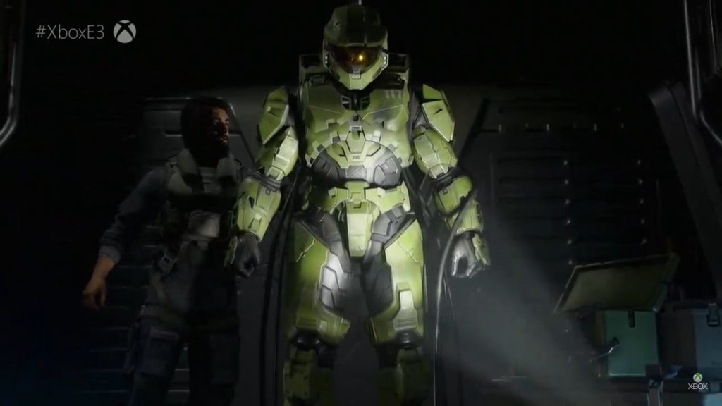 Halo Infinite será um dos destaques do Xbox Games Showcase.